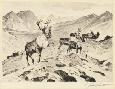 CARL RUNGIUS (1869-1959)