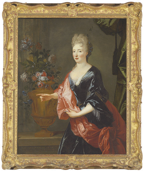 Follower of Nicolas de Largill