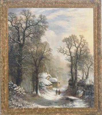 CHARLES LEAVER (British, 19th