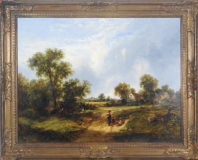 James Edwin Meadows (British,