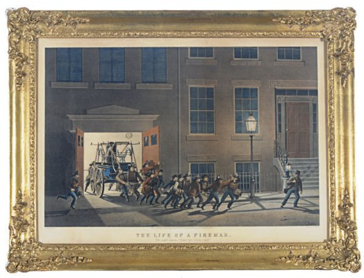 Currier & Ives (Active 1852-18