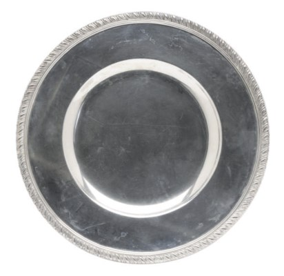 A SET OF TWLEVE AMERICAN SILVE