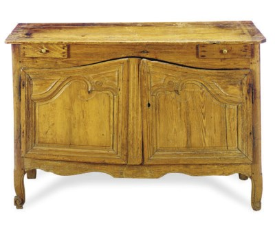 A FRENCH PROVINCIAL OAK AND PI