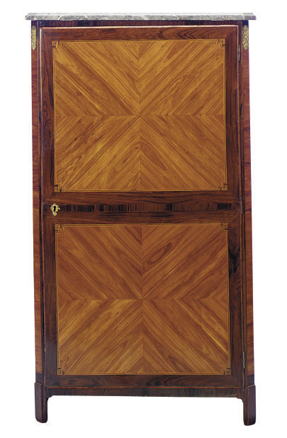 A NORTH EUROPEAN TULIPWOOD AND