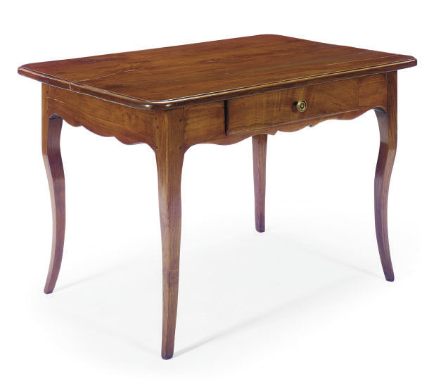 A FRENCH PROVINCIAL ASH AND WA