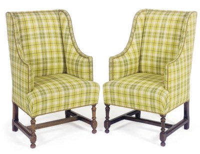 A MATCHED PAIR OF FRANCO-FLEMI