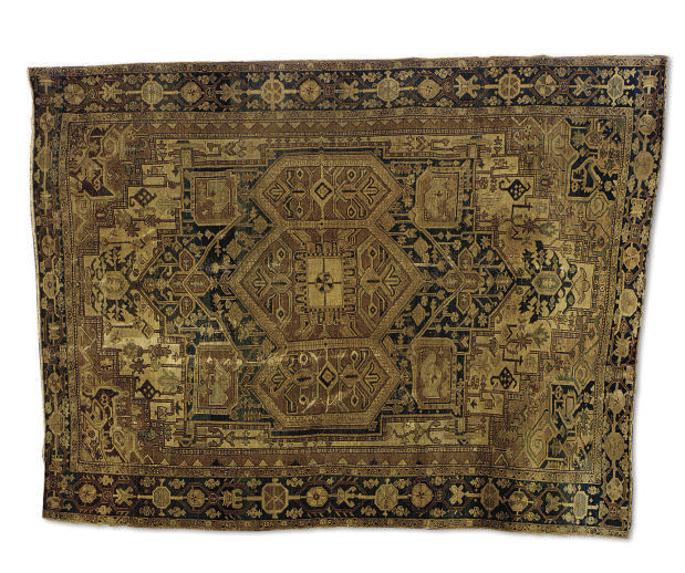 A KARADJA CARPET,