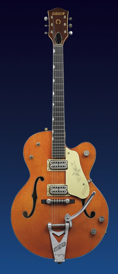 THE FRED GRETSCH MANUFACTURING