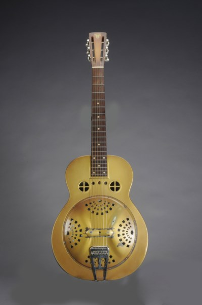 dobro a resonator guitar model 32 los angeles ca 1932 christie 39 s. Black Bedroom Furniture Sets. Home Design Ideas