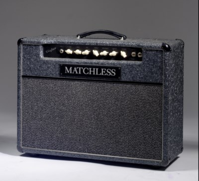 MATCHLESS AMPLIFIER CO.