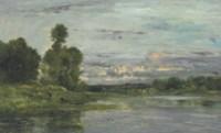 Les bords de l'Oise
