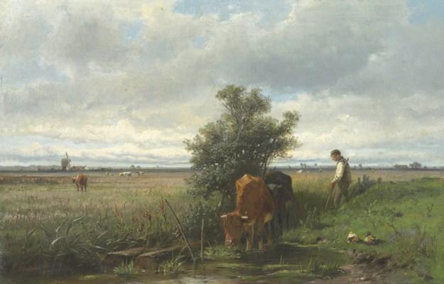 Anton Mauve (Dutch, 1838-1888)
