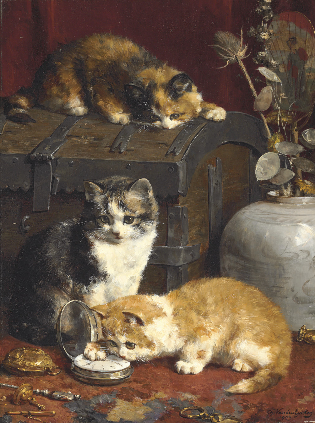 Charles H. van den Eycken (BEL
