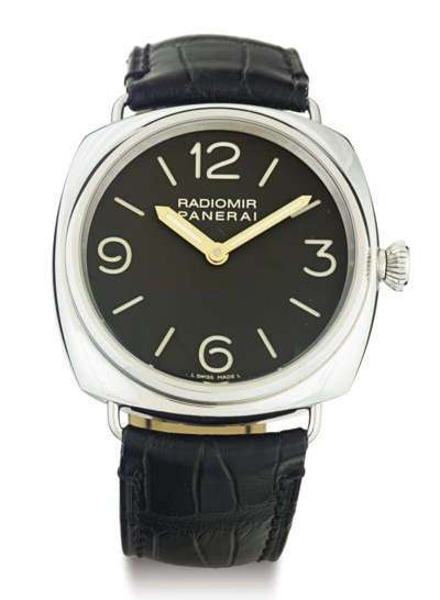 PANERAI.  A LIMITED EDITION ST