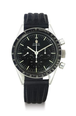 OMEGA.  A STAINLESS STEEL CHRO