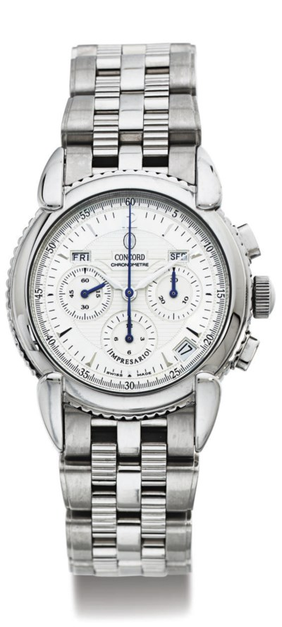 CONCORD. A STAINLESS STEEL AUT