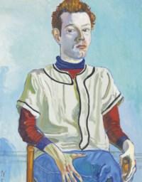 Jackie Curtis as a Boy
