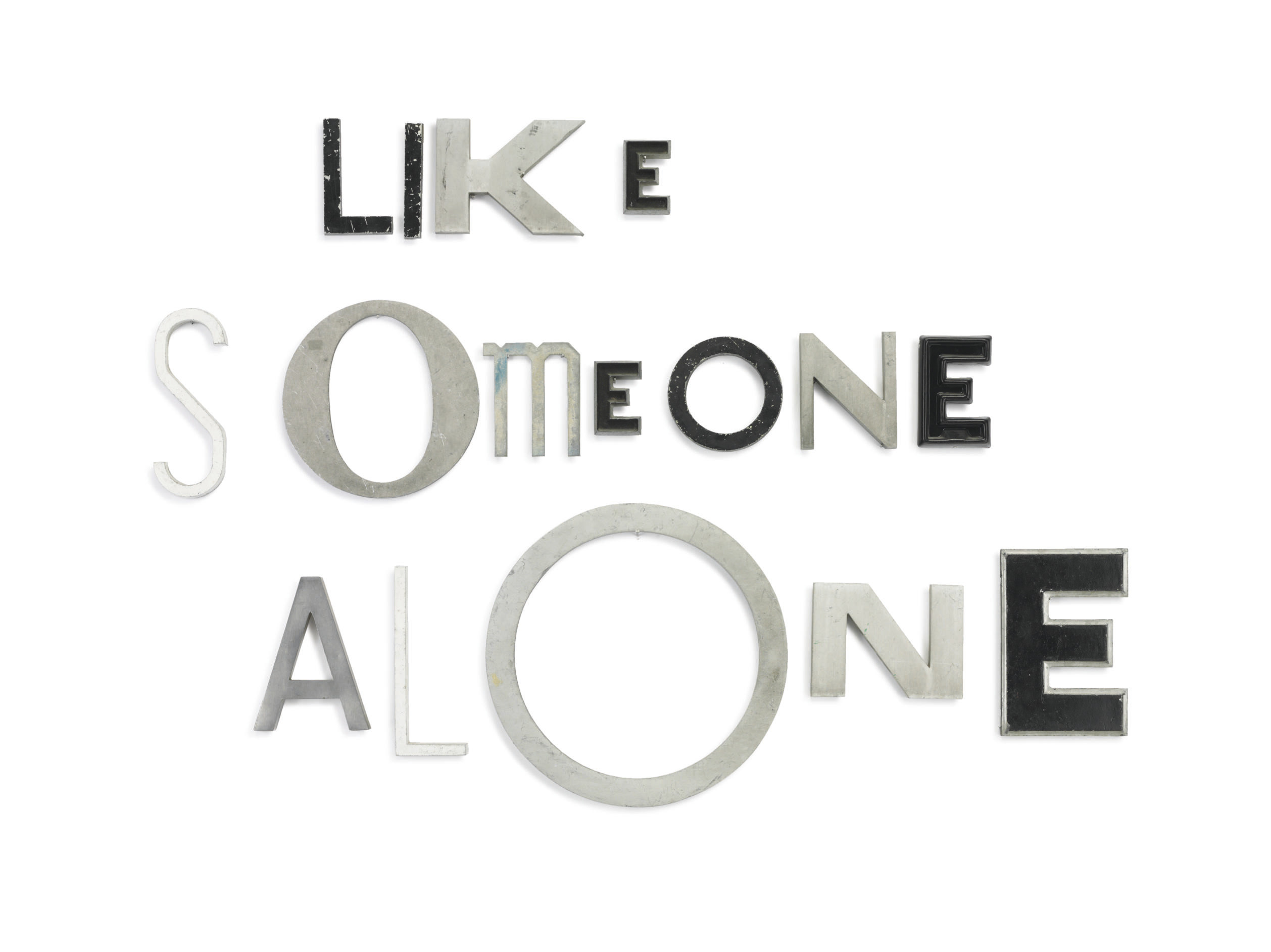 Like Someone Alone