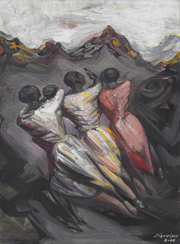 Hacia la cumbre! (Homenaje a los pueblos negros en su lucha actual)