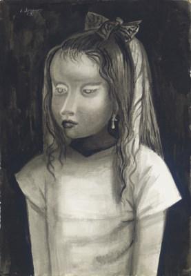 Juan Soriano (Mexican 1920-200