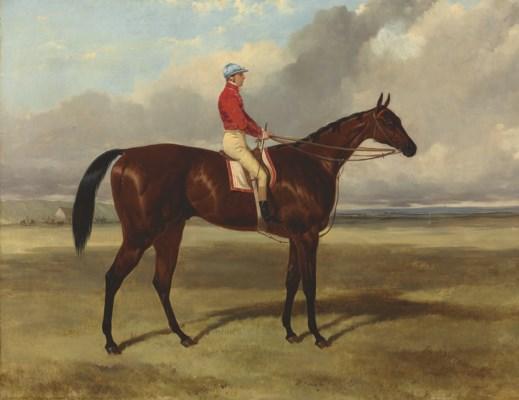Harry Hall (British, 1814-1882