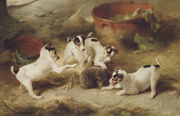 Walter Hunt (British, 1860-194