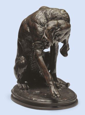 Emmanuel Fremiet (French, 1824