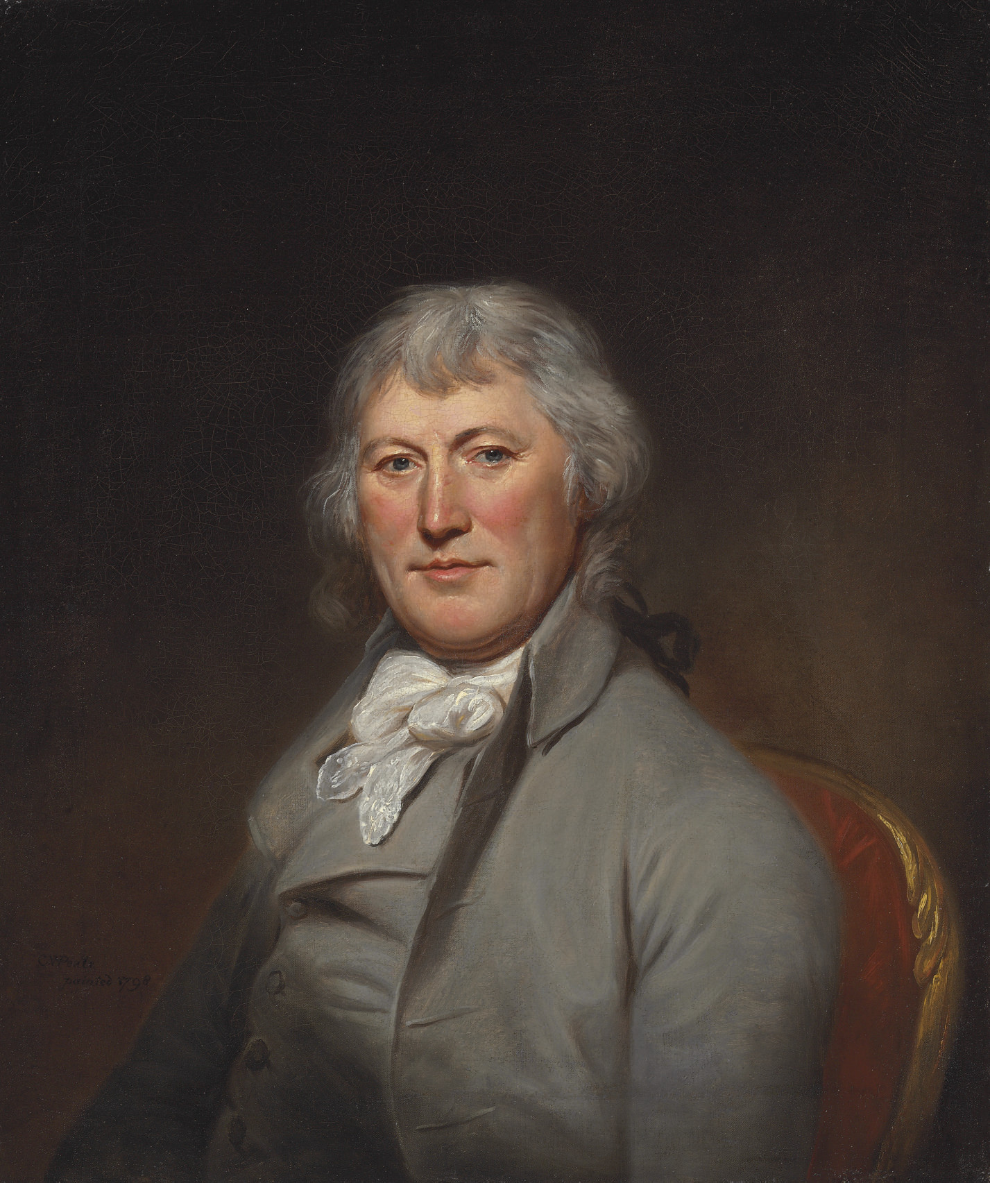 Portrait of James W. DePeyster