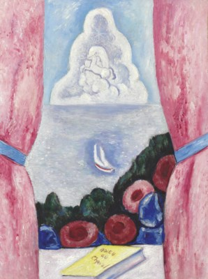 Marsden Hartley (1877-1943)
