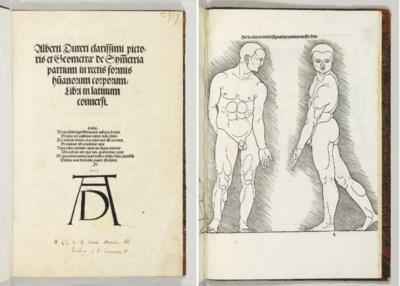 DÜRER, Albrecht. De symmetria