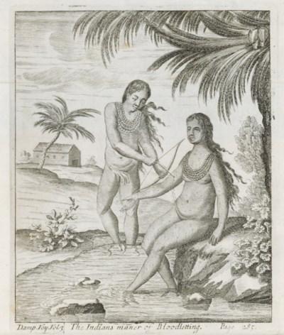 DAMPIER, William (1652-1715).