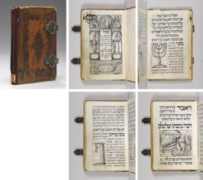 [HEBREW MANUSCRIPT]. An attrac