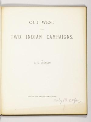 STANLEY, Henry M. (1841-1904).
