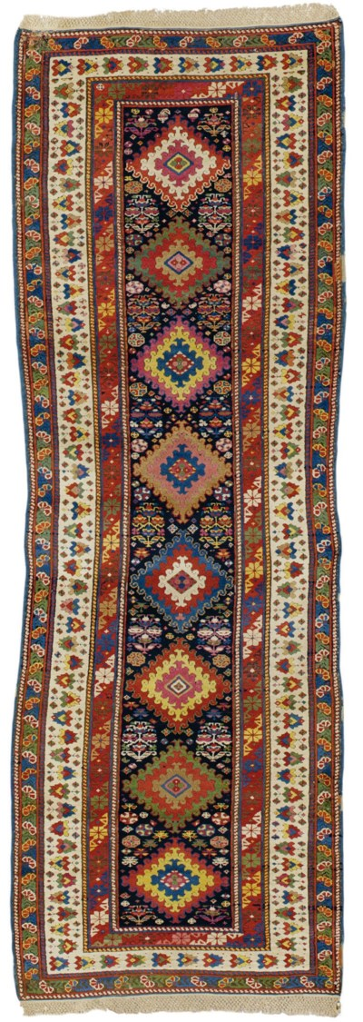 A SHIRVAN RUNNER