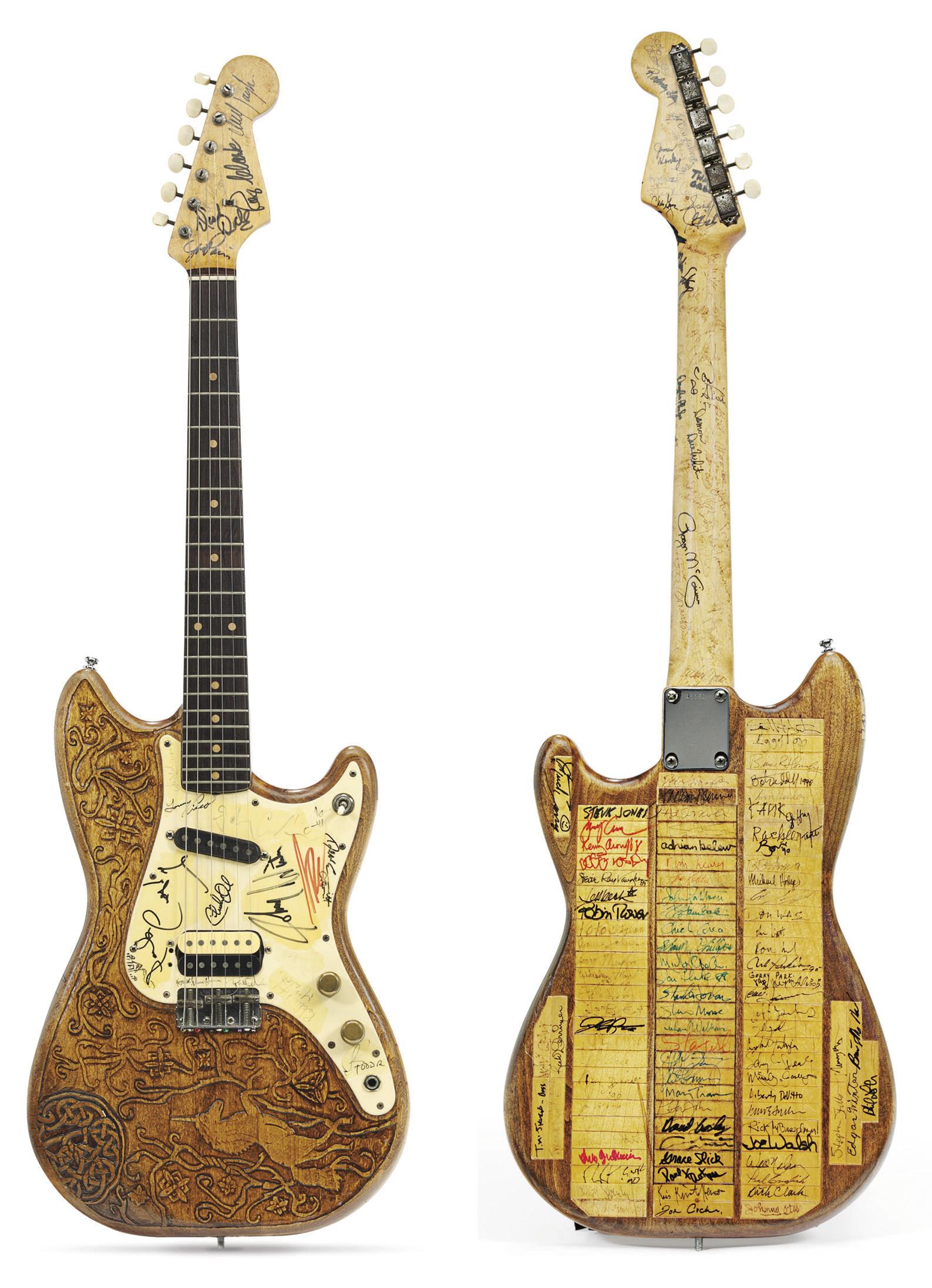 Fender of Fame