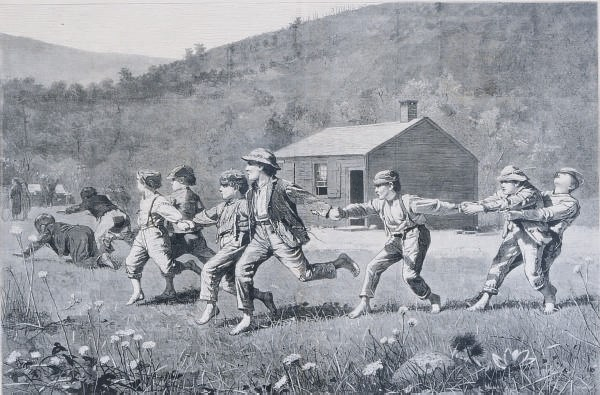 After Winslow Homer (1836-1910