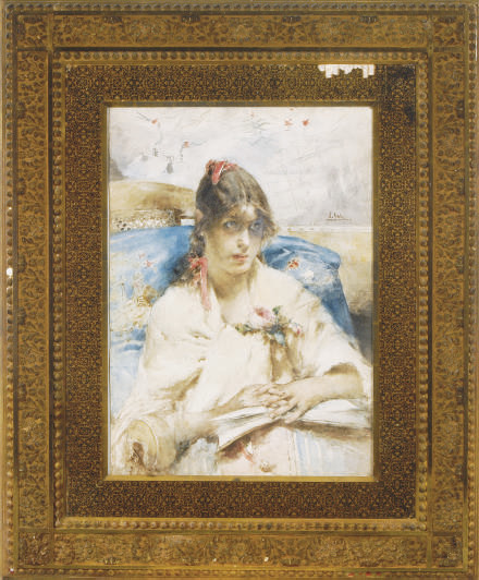 Justo Ruiz Luna (SPANISH, 1860