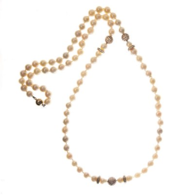 A GROUP OF CULTURED PEARL, MUL