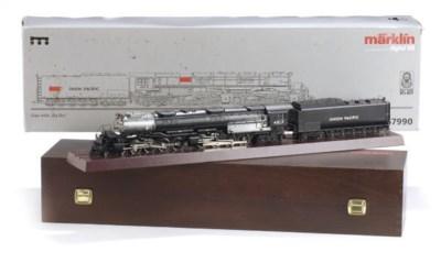 Three Assorted Marklin Steam L
