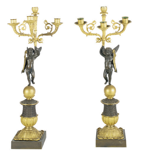 A PAIR OF LOUIS PHILIPPE PATIN
