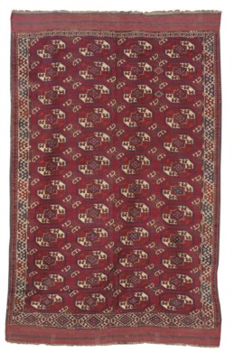 A KIZIL AYAK MAIN CARPET,