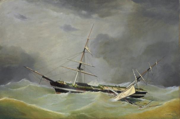 Frederick Tudgay (British, 184