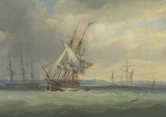 Attributed to Sir George Chamb