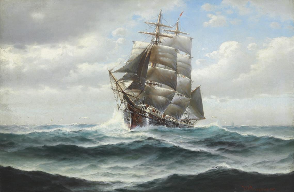 Theodore Victor Carl Valenkamp