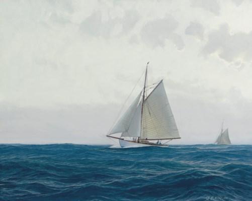 Jenny Morgan R.S.M.A. (British