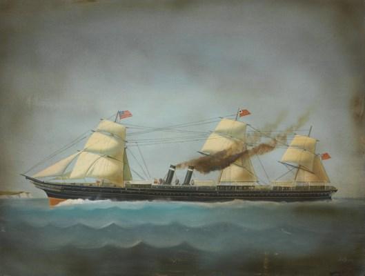 Eric Manvers (19th Century)