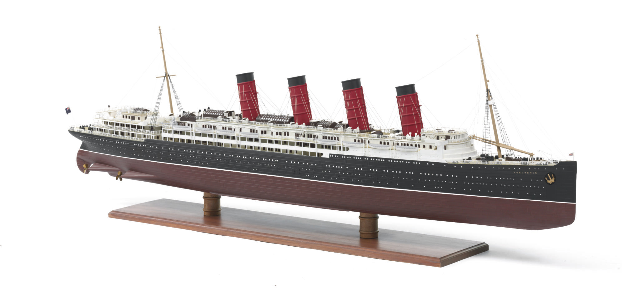 A Large Model of the R.M.S. Lu