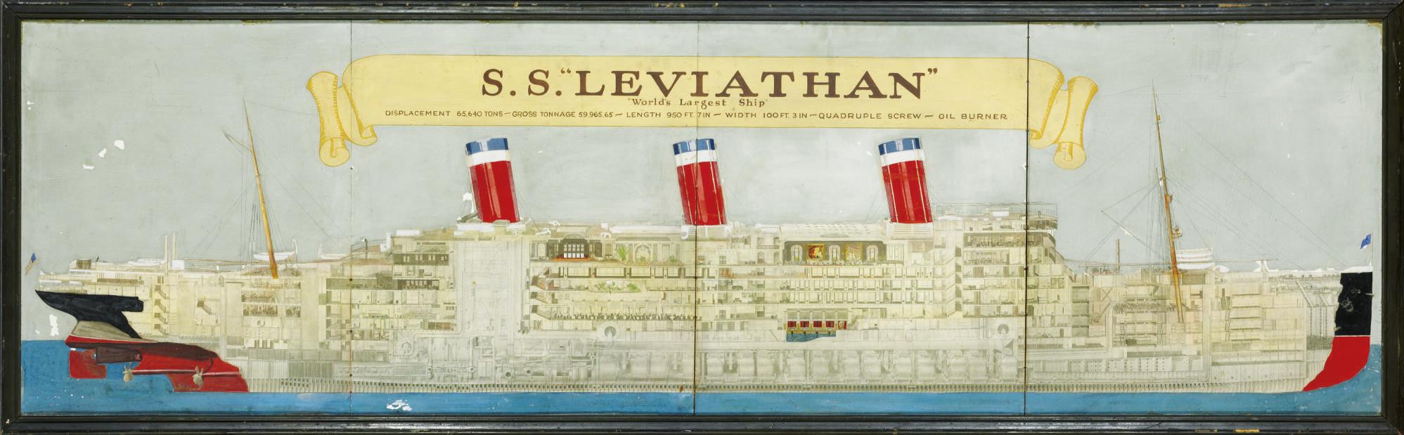 S.S. Leviathan