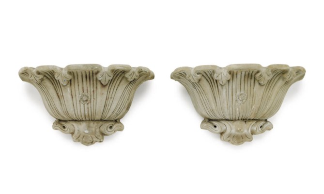 A pair of Neo-classical style