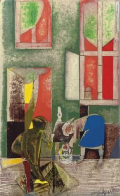 Romare Bearden (1911-1988)